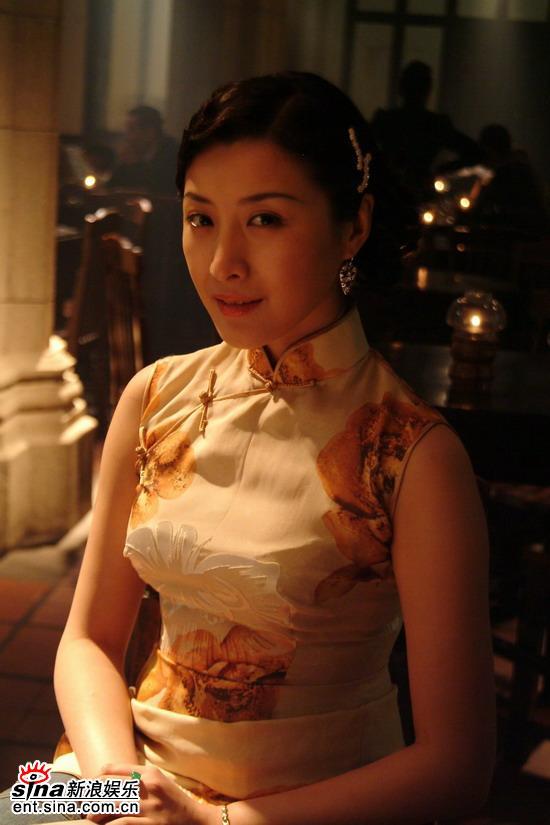 《旗袍》电视剧版女主角锁定演员王雅捷(组图)