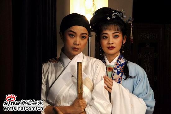 《舞台姐妹》顺利关机谱写乱世名伶传奇(组图)