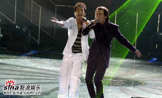 组图:《梦想中国》公益演唱会大年初一开唱