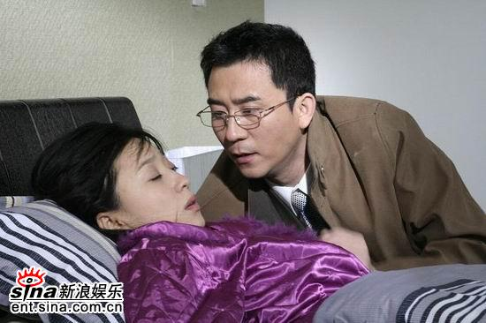 惊悚片《拨开云雾》杀青赵毅情人节回京(组图)