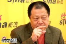 中国电视剧制作中心主任李培森新浪聊天实录
