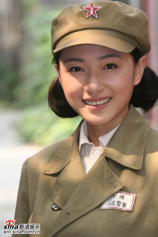 """小记《密令1949》中的""""野蛮女友""""万茜(组图)"""