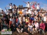 青春之星澳洲之旅:乘热气球探访热带雨林(图)