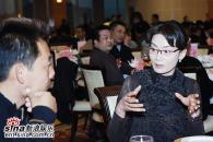 组图:潘虹胡静刘恺威《灯火阑珊》举行发布会