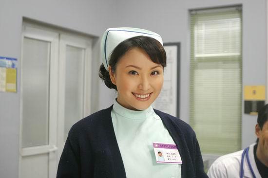组图:《无限生机》剧照--隋兰饰护士长丁宁