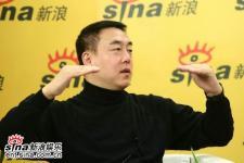 总导演郎昆独家做客新浪给春晚打80分(附视频)