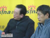《乔家大院》导演胡玫携三位主创做客新浪