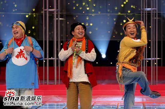 图文:《欢乐中国行》春节特别节目--大话欢乐游