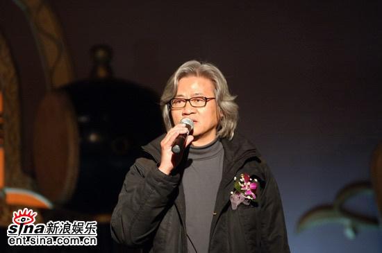 图文:《少年杨家将》开机仪式-艺术总监李国立