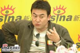 《热带风暴》导演陈胜利与主演新浪聊天(组图)