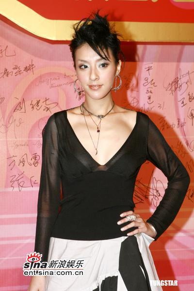 图文:《凤凰卫视10周年庆典》--李茏怡