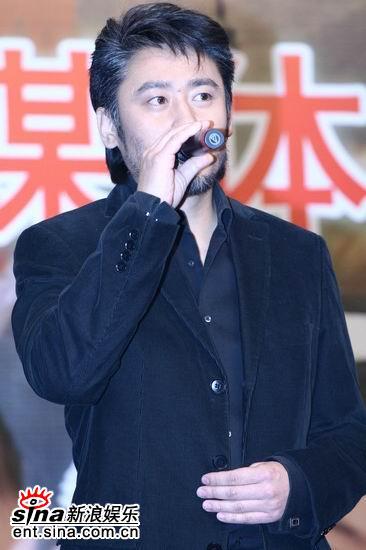图文:《玉碎》媒体见面会--吴秀波