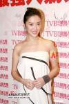 组图:汪明荃汤盈盈黎姿等出席TVB周刊颁奖礼