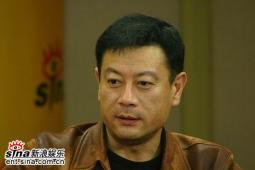 导演苏舟演员王志文、巫刚新浪热聊《国家干部》