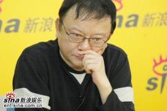 王刚张晓光做客新浪聊热播剧《玉碎》实录(2)