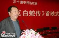 组图:潘粤明刘涛等主演《白蛇传》首播发布会