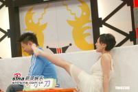 4月27日最美女星:小S《康熙来了》复出大S捧场