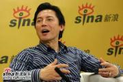 尊龙邓建国做客新浪热聊欣赏的国内演员