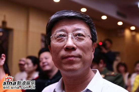 图文:《老娘泪》首映会--央视剧中心李汀副主任