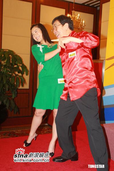TVB 男人之苦 宣传 胡枫和徐子珊