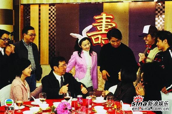 图文:TVB时装剧--《男人之苦》精彩剧照