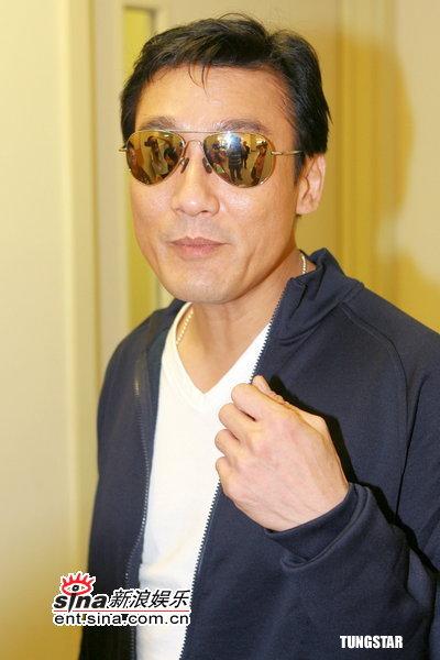 图文:TVB《美女厨房》--梁家辉墨镜登场