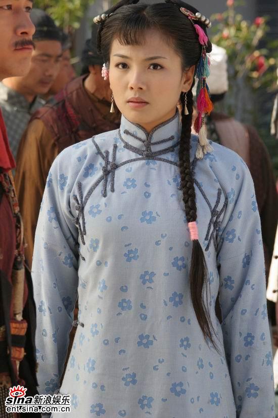 Liu Tao - Wallpaper Actress
