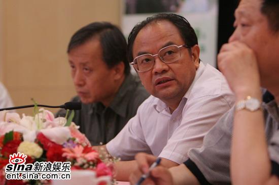 图文:《老娘泪》研讨会--中国文联副主席仲呈祥