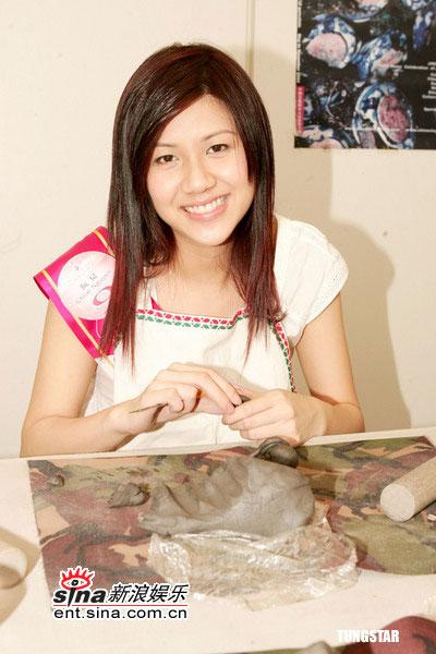 组图:2006年度香港小姐9号候选佳丽阮儿