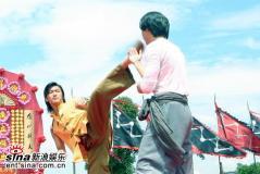 组图:《咏春》横店开机谢霆锋大秀拳脚功夫