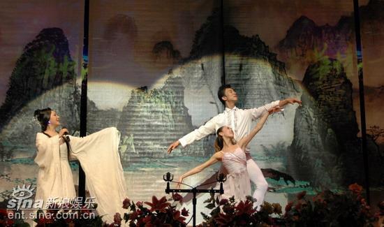 """图文:中国民乐奏响悉尼歌剧院-""""明月几时有"""""""
