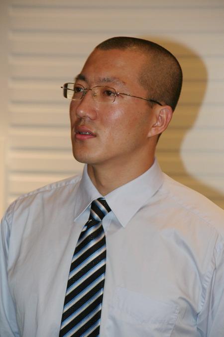 图文:《创智赢家》第二季-第一季选手谢广杰