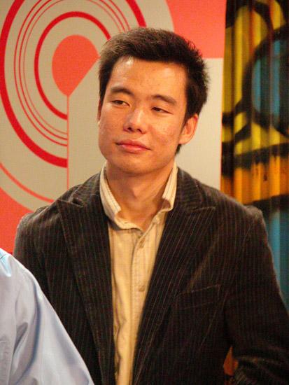 图文:陈曦是创智赢家的最直接收益者