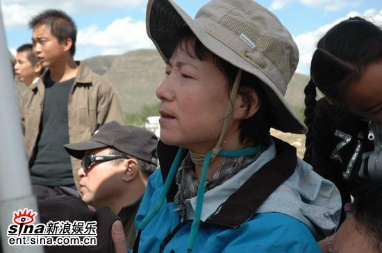 图文:《黄河九十九道弯》开机--导演张晓春