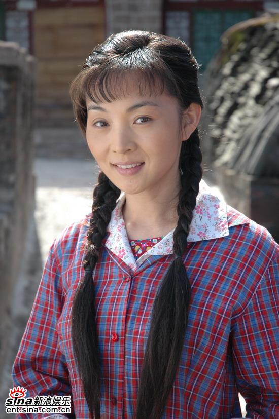 图文:《黄河九十九道弯》开机--张莉莉饰高枝枝