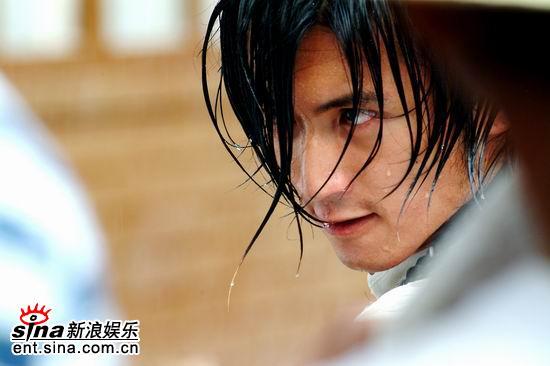 图文:动作剧《咏春》即将杀青--动作明星谢霆锋