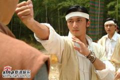 组图:动作剧《咏春》即将杀青锋芝恋成焦点