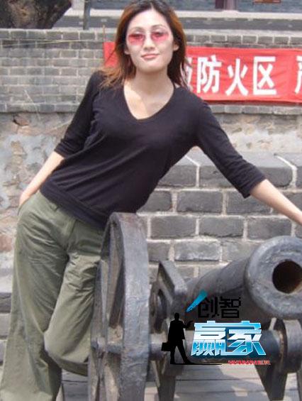 图文:《创智赢家》训练营选手--上海赛区刘琦