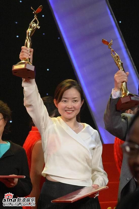 图文:《记忆的证明》导演杨阳获最佳导演奖