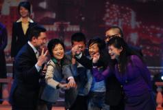 组图:赢家第四期爆冷门热门选手厉力微笑离开