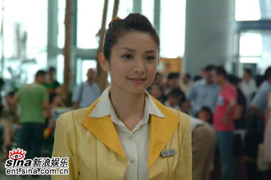 图文:许玮伦《想飞》剧照--美丽的空姐