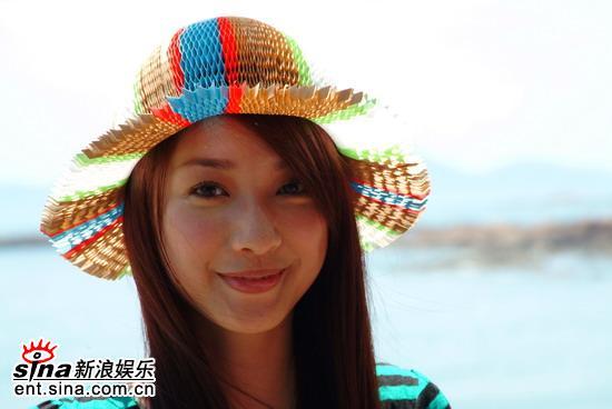 图文:许玮伦《想飞》剧照--可爱的帽子