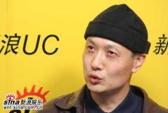导演范建会和潘粤明做客新浪聊《镇长》(2)