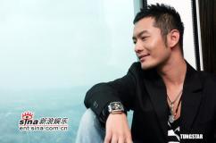 黄晓明/组图:黄晓明宣传《新上海滩》登上世界最高楼