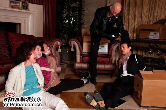 图文:《荣归》剧照--绑架戏颇为逼真_影音娱乐_新浪 ...