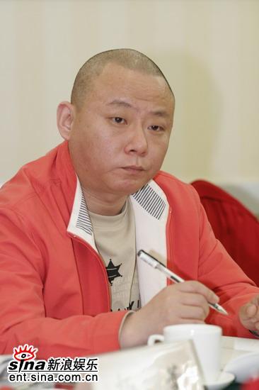 图文:《低头不见抬头见》研讨会--演员邵峰