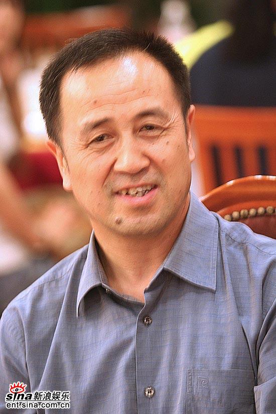 图文:《家事如天》媒体见面会-副主任苟鹏出席