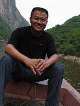 图文:上海电视节白玉兰奖评委--陈晓卿