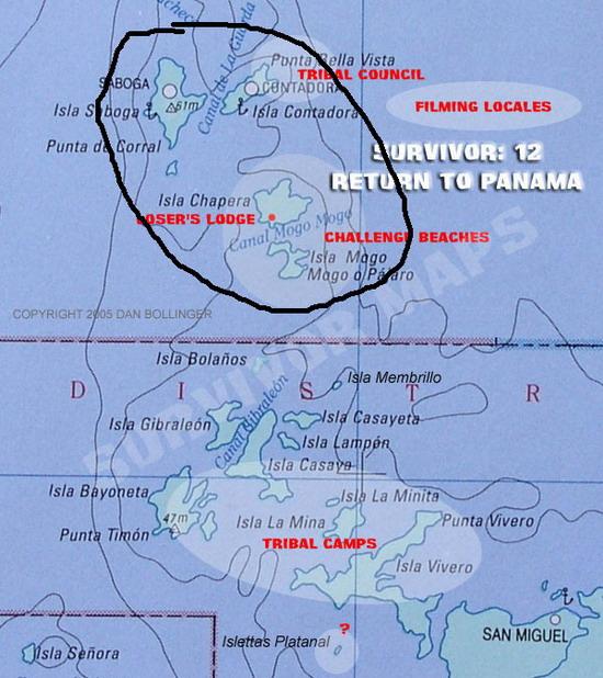 《幸存者》下一季举办地选定将重返巴拿马(图)
