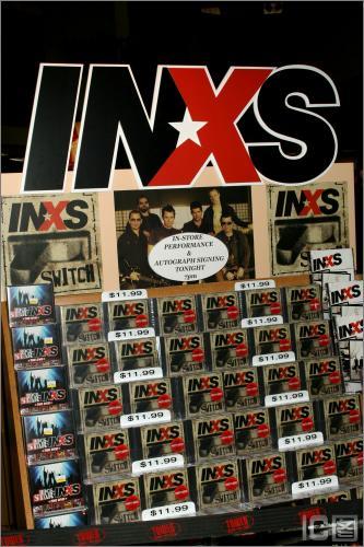 组图:澳洲乐队INXS携电视选秀新主唱出新专辑